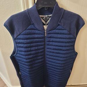 Men adidas S, L, XL new golf vest